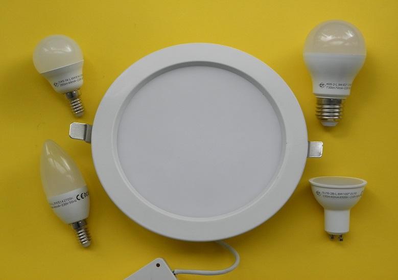 żarówki, oprawy i panele LED Protekol                           sklep